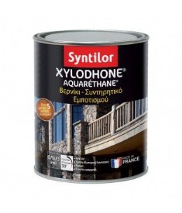 Syntilor Xylodhone Classic Aquarethane UV 2.5l Διαφανές